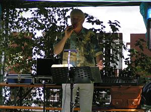 Rudi Ecker, der singende Metzgermeister