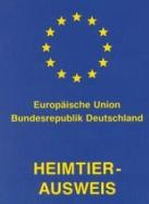 EU Heimtierausweis