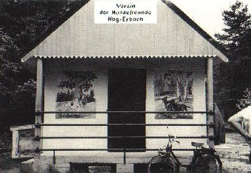 Erstes Vereinsheim