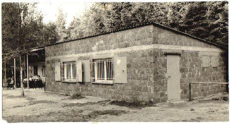 Erweiterung des Vereinsheims
